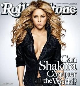 Shakira - Rolling Stone