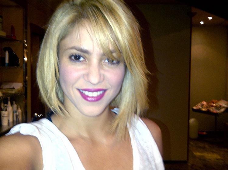 Canción She Wolf de Shakira saldrá a la venta a la medianoche