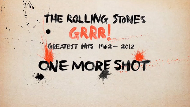 Audio: Rolling Stones presentan nuevo sencillo 'One More Shot'