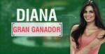 Diana Hernández es la ganadora de Gran Hermano de CityTV 2012