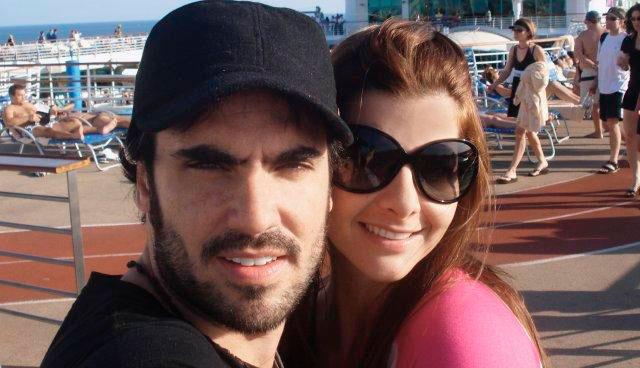 Carolina Cruz y Lincoln Palomeque se radicarán en Estados Unidos