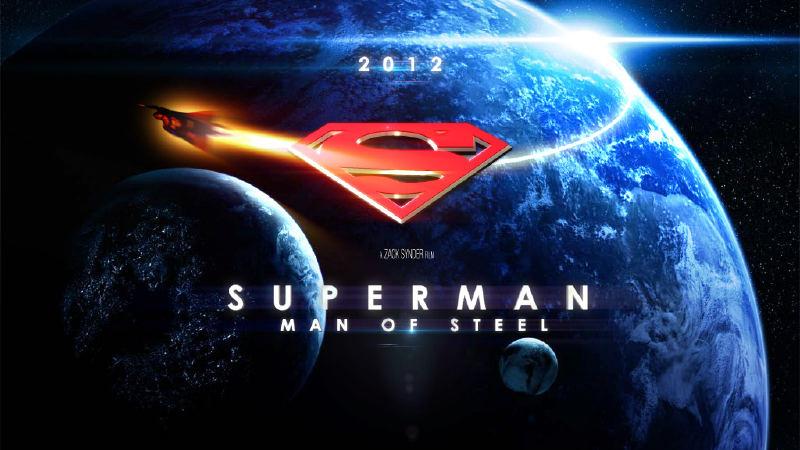 Nueva película de Superman será rodada en formato 3D