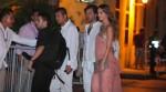 Publican foto del embarazo de la novia de Antonio De La Rúa