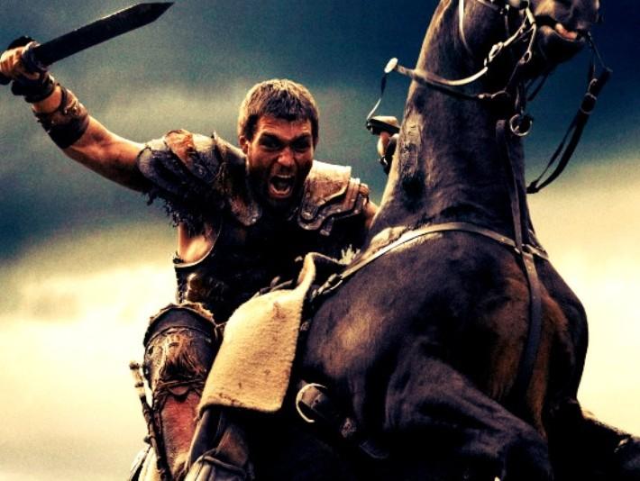 La serie Spartacus emitirá su última temporada en Enero de 2013