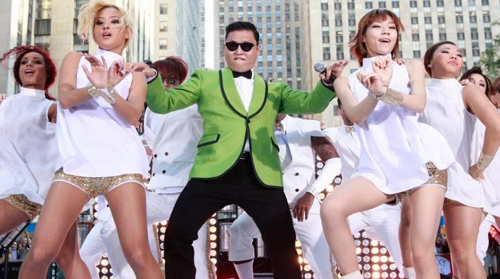 'Gangnam Style', elegida la canción más escuchada en 2012