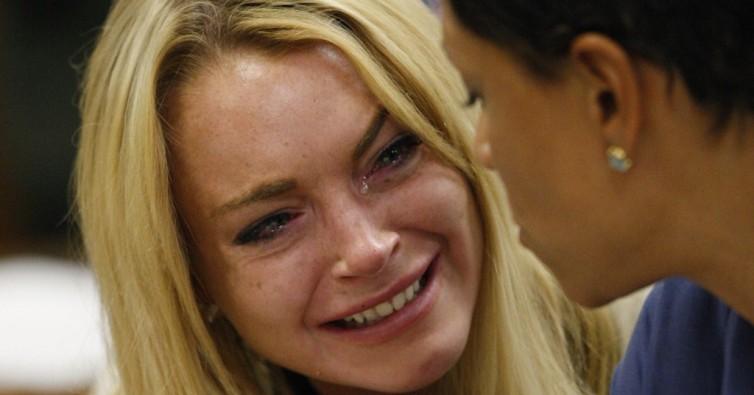 Lindsay Lohan podría ir a la carcel por haberle mentido a la policía