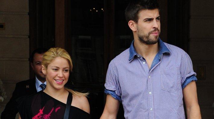 Gerard Piqué anuncia nacimiento de su primer hijo con Shakira