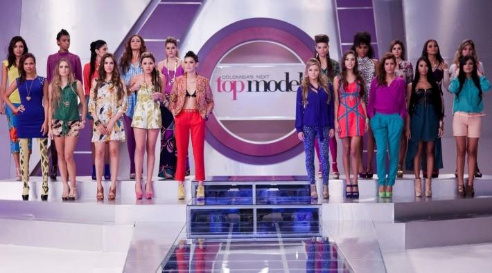 Primeras eliminadas de Colombia's Next Top Model del Canal Caracol