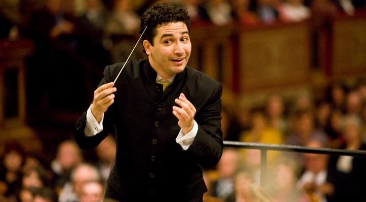 Andrés Orozco Estrada nuevo director de la Sinfónica de Houston