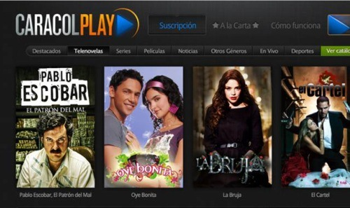Caracol Play la nueva apuesta digital del Canal Caracol