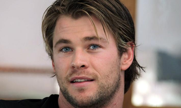 Chris Hemsworth podría protagonizar pelicula 'Cincuenta Sombras de Grey'