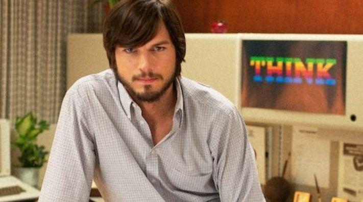Ashton Kutcher hospitalizado por practicar la dieta de Steve Jobs