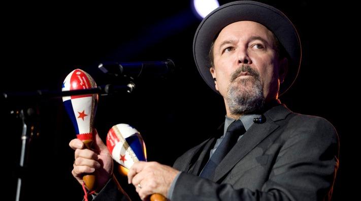 Rubén Blades lanzará próximamente nueva producción discografica