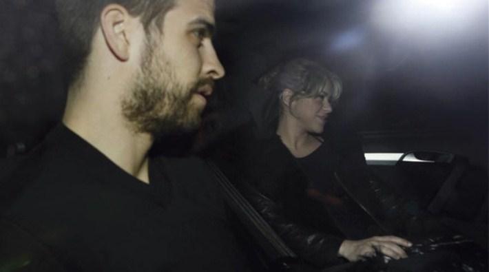 FOTOS: Shakira ingresando al hospital donde nacerá su hijo