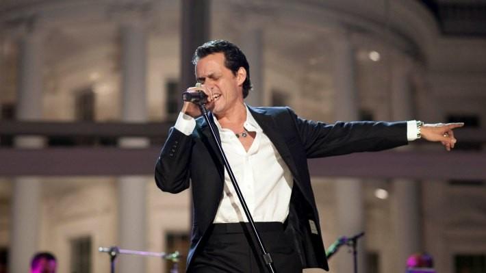 Marc Anthony cantará en la juramentación presidencial de Barack Obama