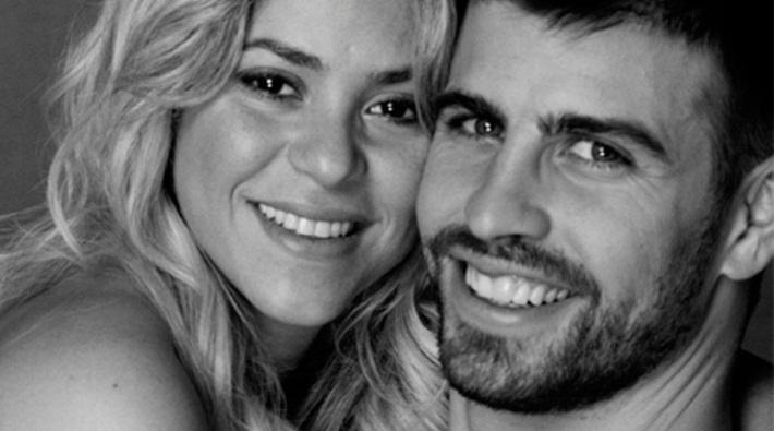 Confirman el nacimiento del hijo de Shakira y Gerard Piqué