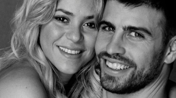 Hijo de Shakira y Gerard Piqué nacería el 21 de Enero