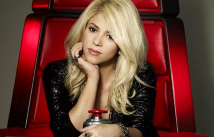 Shakira fue subestimada por sus compañeros del reality 'The Voice'