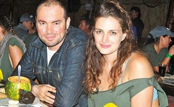 Santiago Cruz se casará con su novia María Paz Mateus