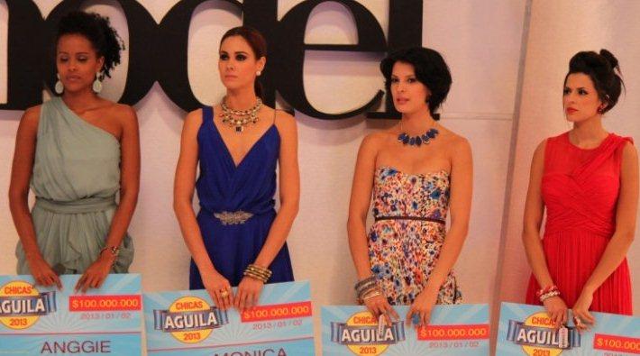 Mónica Castaño es la ganadora de 'Colombia's Next Top Model'