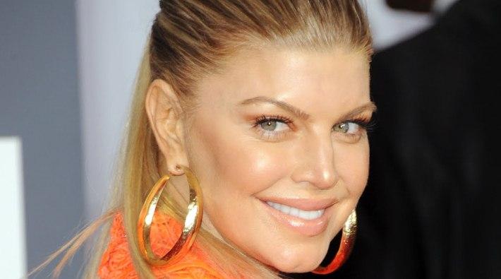 Fergie de Black Eyed Peas confirma su embarazo
