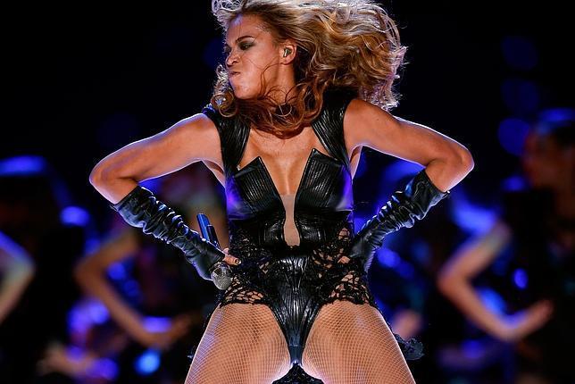 FOTOS: Publican fotos de Beyoncé que su publicista quería ocultar