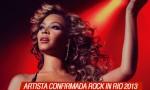 Beyoncé confirmada como artista internacional del Rock in Rio Brasil