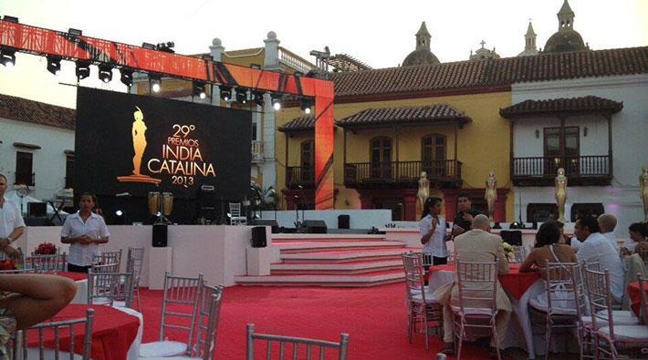 Lista completa de ganadores Premios India Catalina 2013