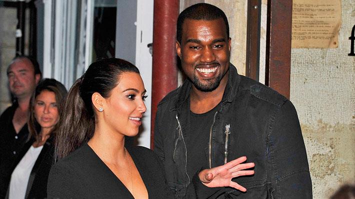 Hijo de Kim Kardashian y Kanye West sería una niña