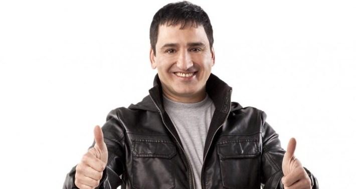 Robinson Díaz no le importa volver a actuar junto a Sara Corrales