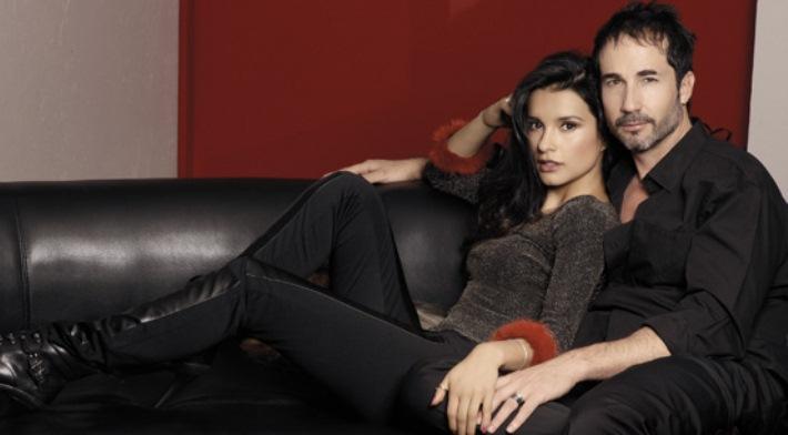 Paola Rey y Juan Carlos Vargas esperan su primer hijo