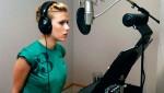 La actriz Scarlett Johansson quiere dedicarse de lleno a la música