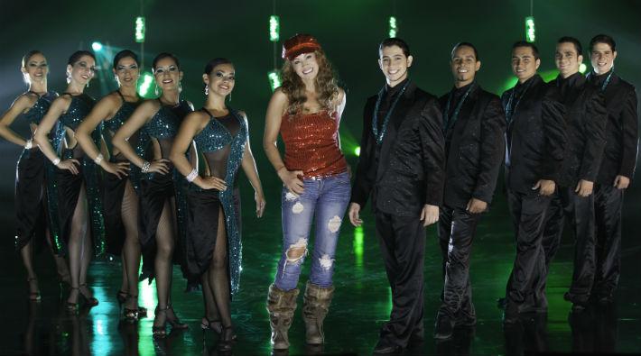 El grupo 'Tango Vivo' es el primer nominado de 'La Pista'