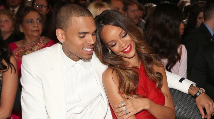 Rihanna planea tener un hijo con Chris Brown