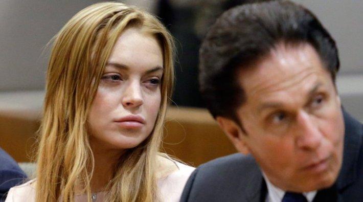 Lindsay Lohan es sentenciada a 90 dias de rehabilitación