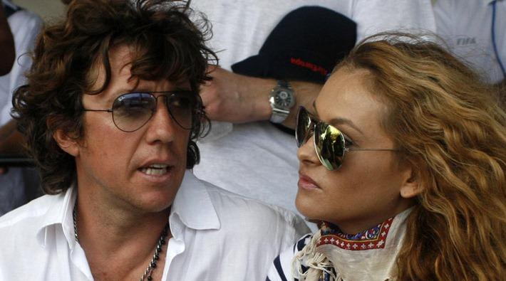 Paulina Rubio tendrá que pagarle una pensión a Colate