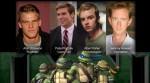 Estos son los actores que interpretaran a Las Tortugas Ninja