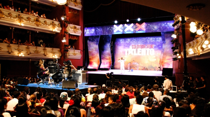 Canal RCN anuncia gira de presentaciones de 'Colombia Tienen Talento'