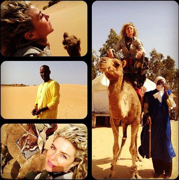 Desafío 2013 África, el origen