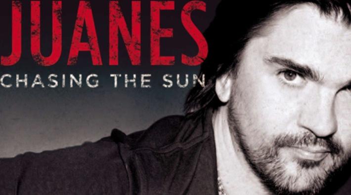 Juanes presenta su libro autobiográfico 'Persiguiendo el sol'