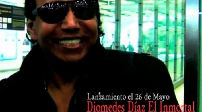 Diomedes Díaz anuncia fecha de estreno de su documental 'El Inmortal'