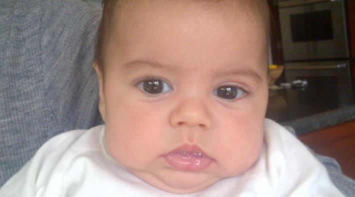 Shakira publica nueva foto de su hijo Milan