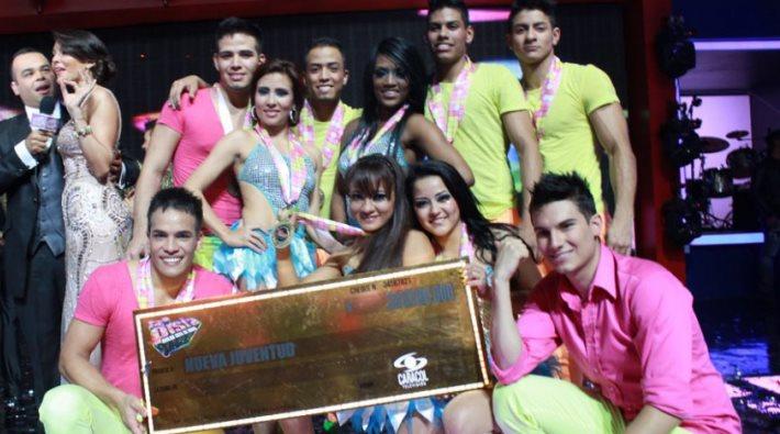 Nueva juventud es el ganador de La Pista 2013 del Canal Caracol