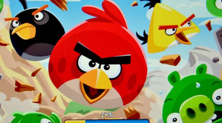 Película de los 'Angry Birds' será estrenada en el 2016