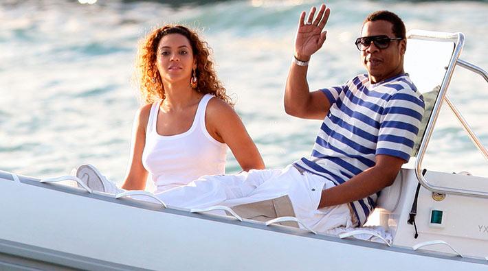 La cantante Beyoncé y su esposo Jay Z esperan su segundo hijo