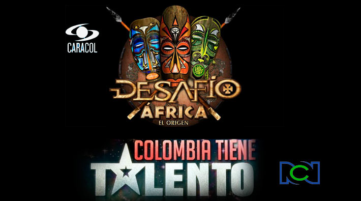 Desafío África y Colombia Tiene Talento serían estrenados el mismo día