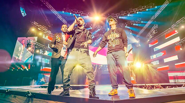Don Omar confirma ruptura del dúo boricua Wisin y Yandel