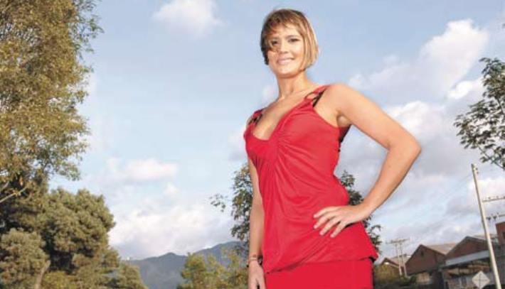 Eva Rey presentaría las galas de 'Colombia Tiene Talento'