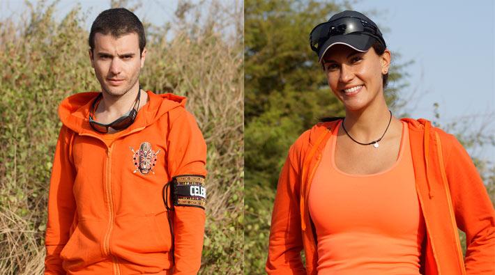 Dos Celebridades estarían en fusión del Desafío África 2013