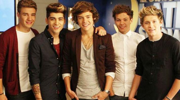 'One Direction' se presentará en Colombia en el 2014
